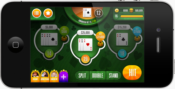 best mobile casinos blackjack