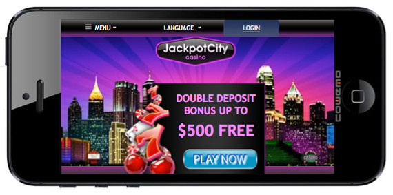 best mobile casinos jackpot city
