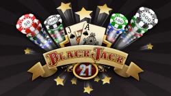 blackjack card counting logo