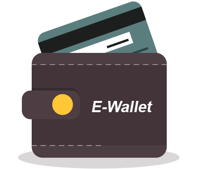 Online casino banking with ewallet