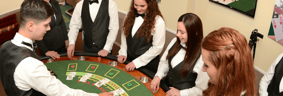 How to Become a Casino Dealer